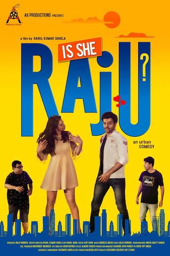 Is She Raju (2019) WEB-DL 720p Full Hindi Movie Download