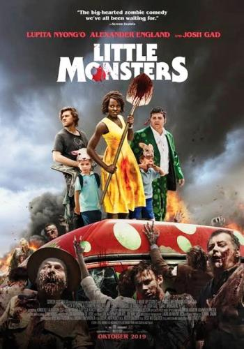 Little Monsters (2019) BluRay 720p Full English Movie Download