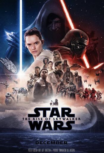 Star Wars The Rise of Skywalker (2019) BluRay 1080p Full English Movie Download