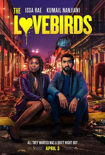 The Lovebirds (2020) WEB-DL 720p Full English Movie Download