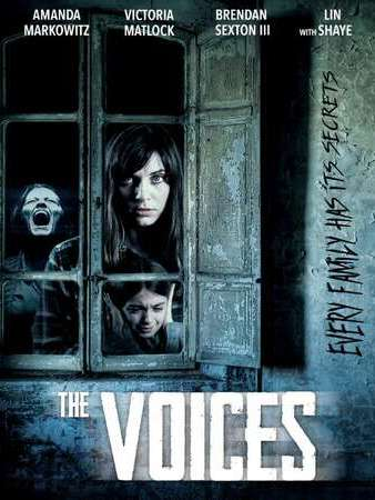 The Voices (2020) WEB-DL 720p Full English Movie Download