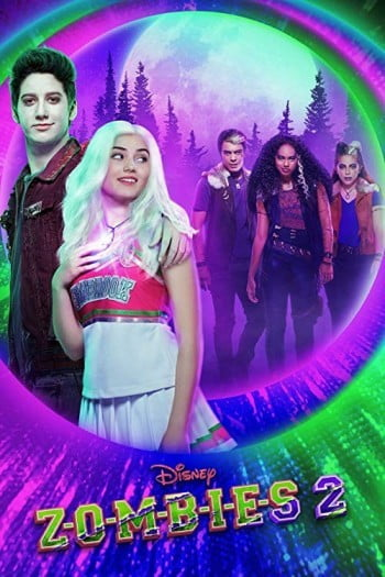 Zombies 2 (2020) WEB-DL 720p Full English Movie Download