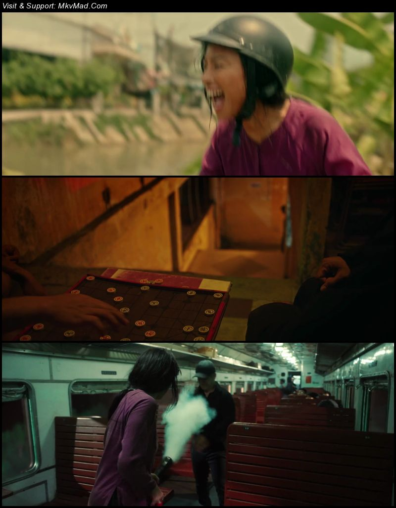 Furie (2019) BluRay 720p Full English Movie Download